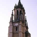 Ampudia Colegiata-torre(portada)