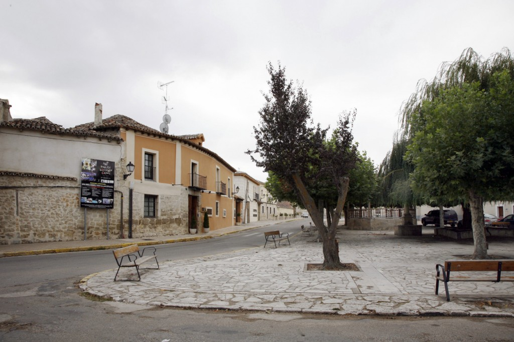 Ampudia plaza
