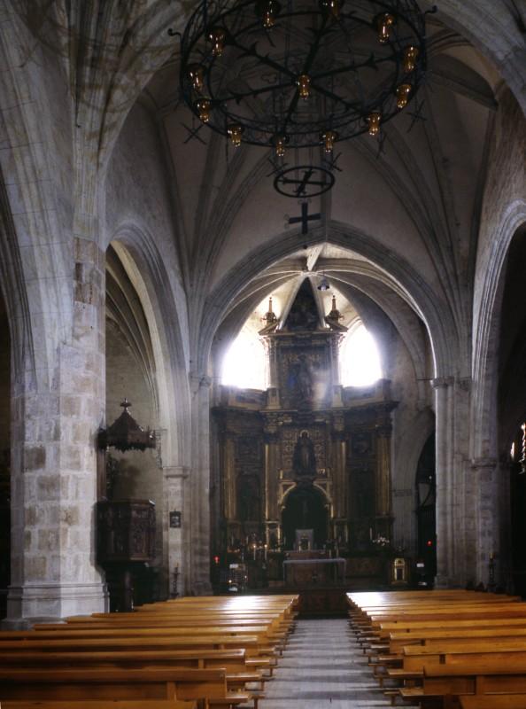 Interior Colegiata