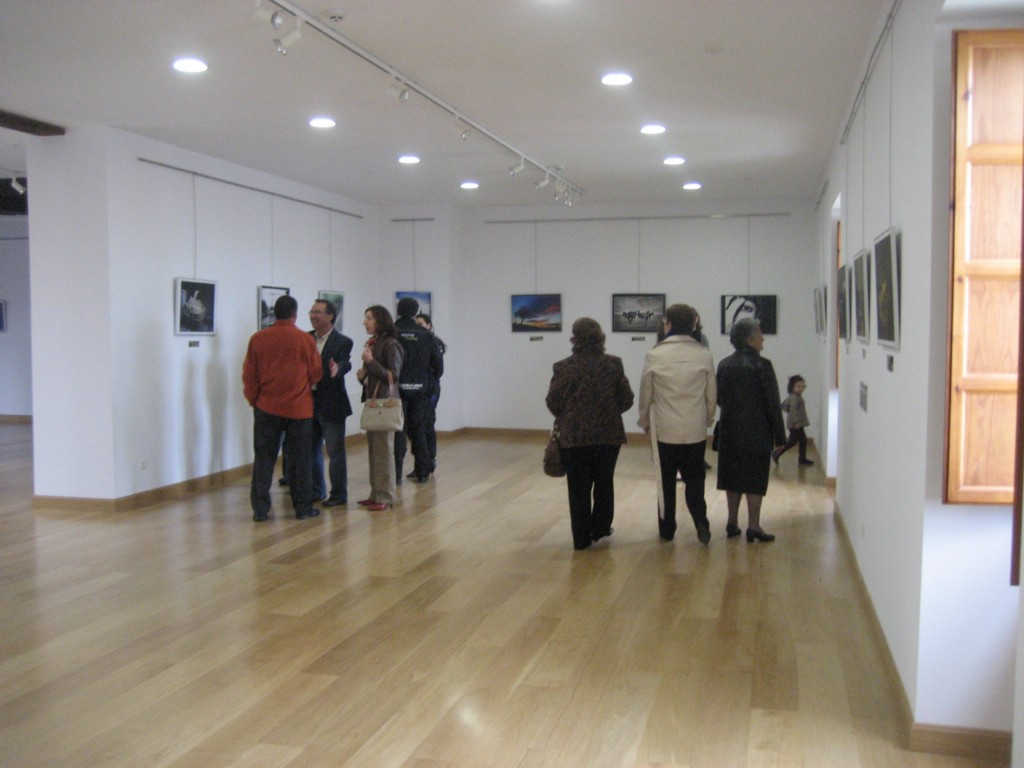 Inauguración Exposición Fotógrafos de Valladolid